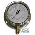 Манометр высокого давления Ø60 WIGAM  ML60/53R4FP/A10