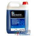 Жидкость для очистки кондиционеров Best Acid CC  (Концентрат 1:6, 5,0 л.)