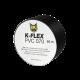 Лента для герметизации K-flex PVC 070  50мм*25м черная