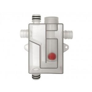 Сифон для отведения конденсата из кондиционера в канализацию