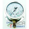 Манометр высокого давления Ø60 WIGAM Манометр МL60/38R4FP/A8