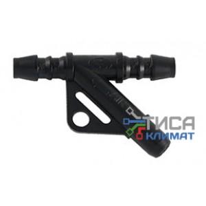 Противосифонный фитинг (обратный клапан) Sauermann ACC 00216 6 мм