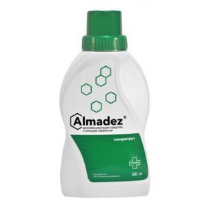 Дезинфицирующее средство с моющим эффектом Алмадез (концентрат 500 мл.)