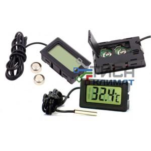 Цифровой термометр ТРМ-10 с выносным датчиком (100 см)