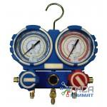 Манометрический коллектор Value  VMG-2-R134A-02 (Манометры Ø80 мм)