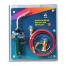 Горелка газовая с шлангом и пьезоподжигом  RTM-3660T