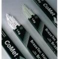 Припой BrazeTec CoMet 3076U 30% с флюсом 1.5mm x 3.60mm х 500mm (Коробка 1 кг; 30% серебра)