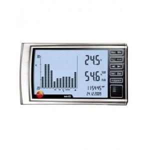 Цифровой термогигрометр Testo 623 (с функцией сохранения истории измеренных значений)